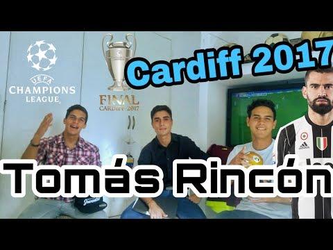 TOMÁS RINCÓN Y LA FINAL DE CARDIFF 2017 - ANÁLISIS Y DEBATE - RUTINA FUTBOLERA