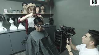 【Hair Recovery復原法】香港假髮專門店 - 擊敗脫髮困擾 ! (快鏡足本版)
