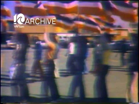 WAVY Archive: 1979 VB Kempsville High School Marching Chiefs