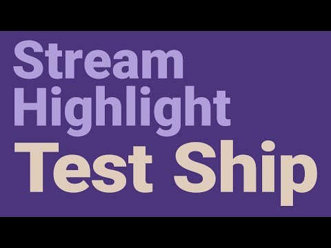 Stream Highlight: Test Ship | Izmail (how Not To) Play 1 (0.8.2 Version | Work In Progess)