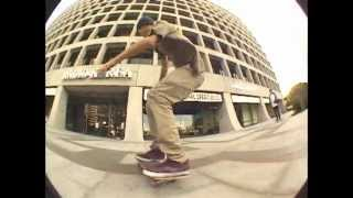 Andrew Reynolds - Spitfire Welcome Video! 2012 NEW!