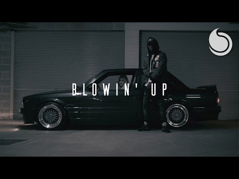 Manu Crook$ Ft. Miracle - Blowin' Up (Official Music Video)