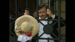 Андрей Миронов песня Соломенная шляпка из фильма Соломенная шляпка