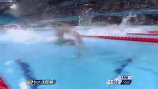 Finale du relais 4x100 m nage libre HOMMES - Jeux Olympiques 2012 de Londres [SON RMC]