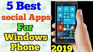 Best Windows Phone Apps