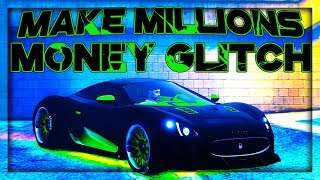 "GTA 5 Online: Money Glitch 1.40 ""Make Millions"" GTA 5 Money Glitch *SOLO* 1.40"
