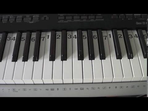 PianoAlphabet07 Brevet ca-2949811  Leçon1 Introduction à l'écriture  musicale