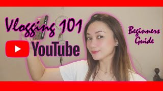 How To Start Vlogging 2021 (How To Start Your YouTube Channel)