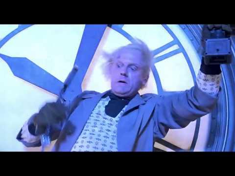Back To The Future Part II/Best Scene/Robert Zemeckis/Michael J. Fox/Christopher Lloyd