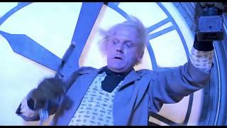 Back To The Future Part II/Best Scene/Robert Zemeckis/Michael J. Fox/Christopher Lloyd