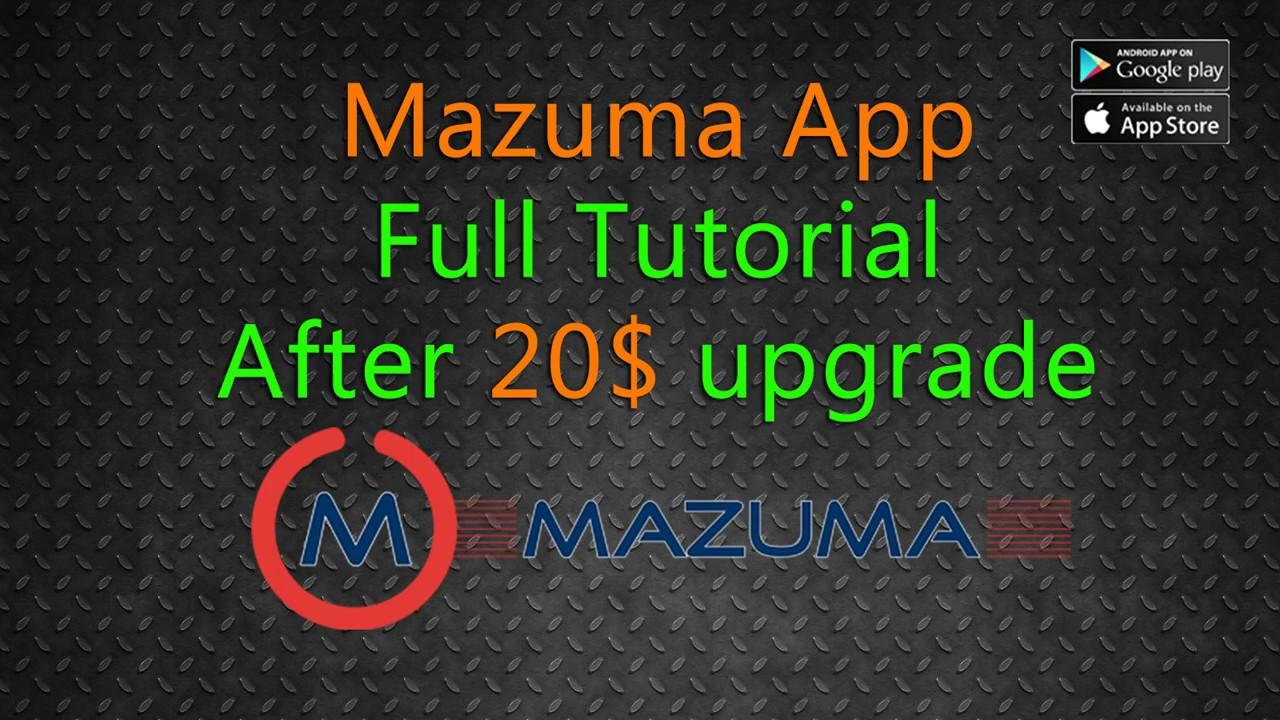 Mazuma Online