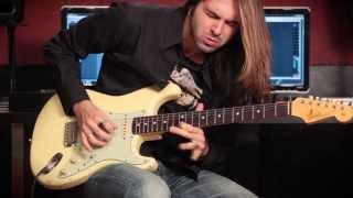 Hey Joe Jimi Hendrix Solo Guitar Tutorial With Paul Audia