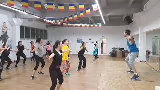 Rompe La Bocina - Dj Yus ft El Micha & Chacal - Zumba Choreography