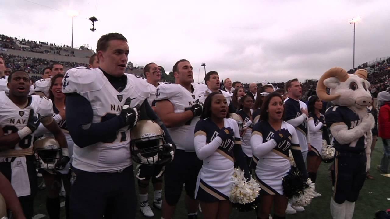 2012 Navy Football Highlights vs Air Force - YouTube