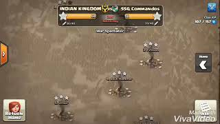 Clash of clans india vs pakistan😎😎