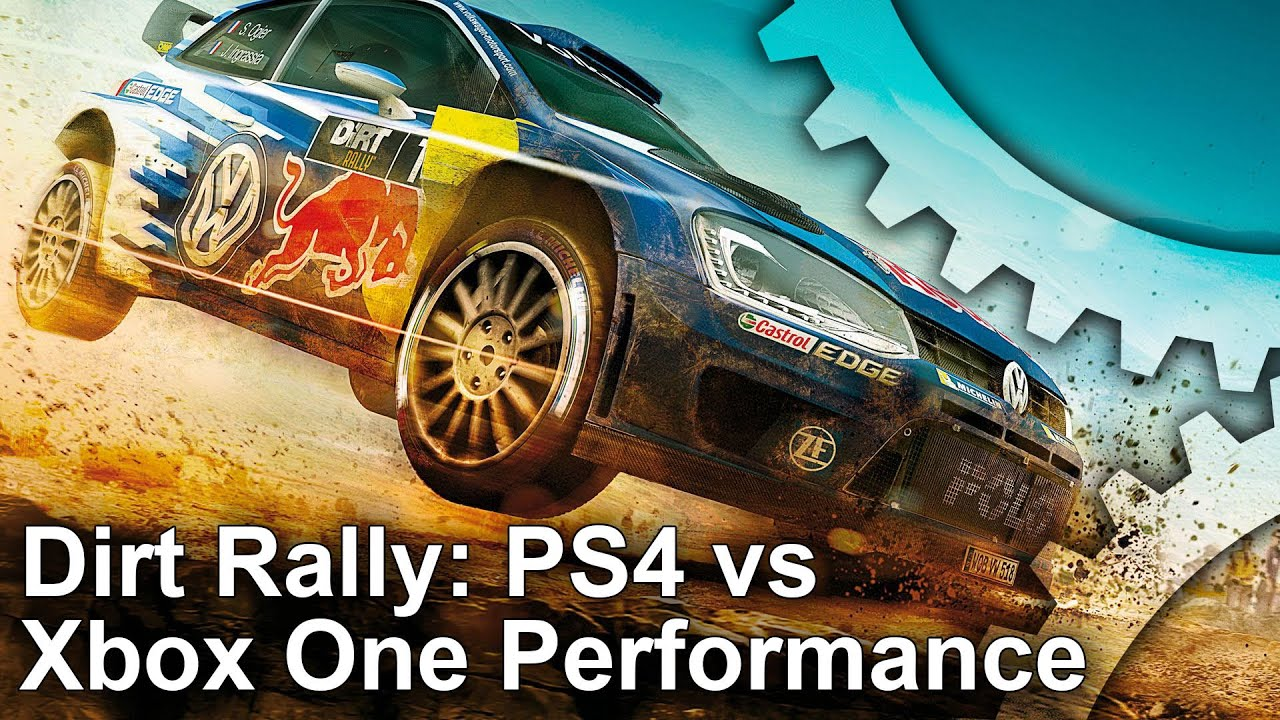 dirt rally ps4 vs xbox one gameplay frame rate test youtube. Black Bedroom Furniture Sets. Home Design Ideas