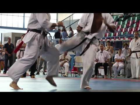 Bushido Challenge 2016 (Full Contact Karate Tournament) Kyokushinkai/Shidokan