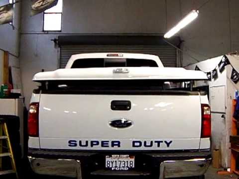 Tonneau Cover That Goes 24 Up And Down Manuel Amp By