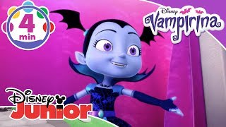 Vampirina | Spooky Halloween Music Videos 🎶 | Disney Junior UK