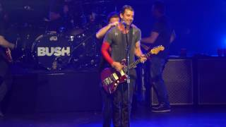 Bush - Machinehead - Live @Paramount, Huntington NY 12-31-16