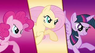 My Little Pony - Harmony Quest Magical Adventure - All Pony Run Gameplay for Kids #2