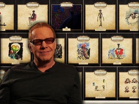 Film Composer Danny Elfman Interview