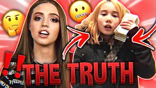 THE TRUTH ABOUT LIL TAY AND WOAH VICKY!?? | Woah Vicky
