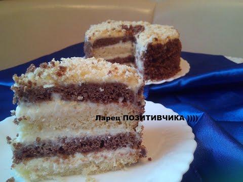 Вкуснейшее блюдо Торт Сметанник  Простой домашний торт   / cake Smetannikov