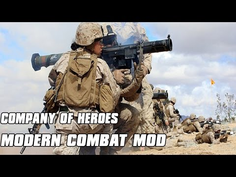 Company of Heroes: Modern Combat - Marine Landing