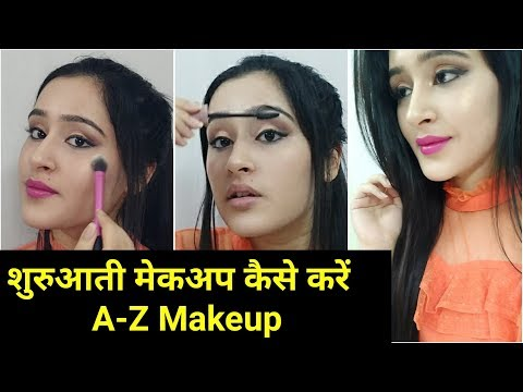 Complete Makeup for Beginners - Makeup tips and tricks for perfect makeup