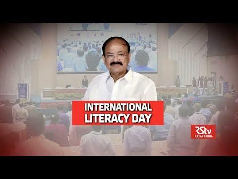 Vice President M. Venkaiah Naidu's Speech on Literacy Day (Final)