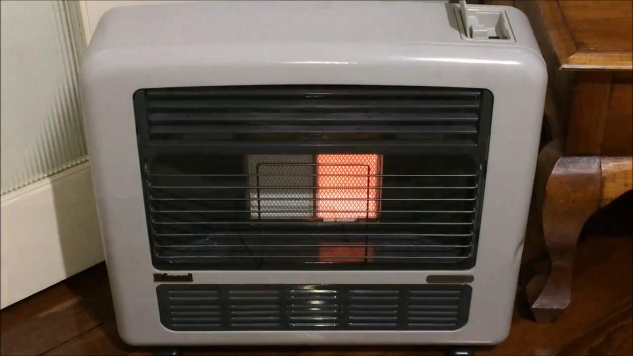 rinnai titan mk2 gas heater