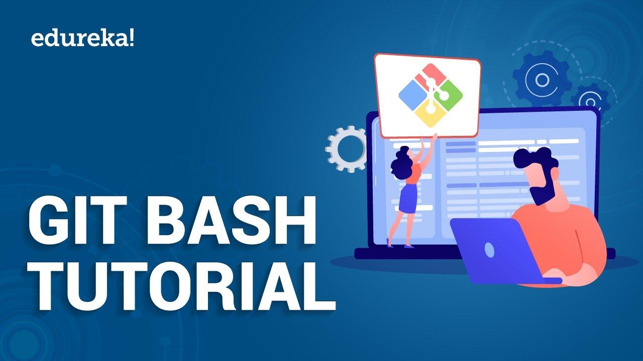 Git Bash Tutorial | Git Bash Basics | Git and GitHub Training | DevOps Training
