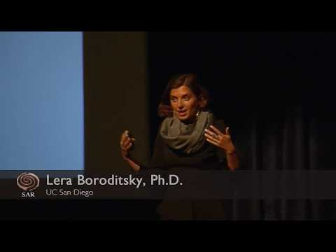 Lera Boroditsky, How the Languages We Speak Shape the Ways We Think