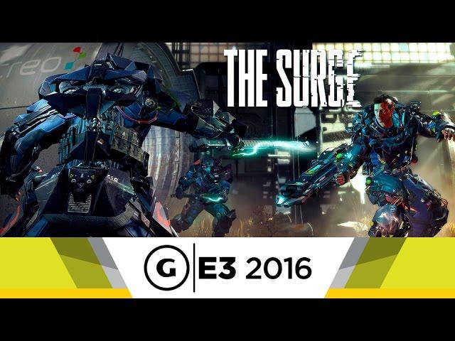 The Surge (видео)