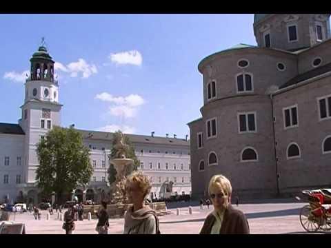 Salzburg - Sound of Music Church