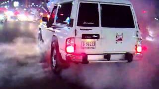 Patrol Burnout - UAE