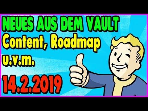 Fallout 76 - Neues aus dem Vault | Neuer Content unterwegs | 14.2.2019 thumbnail