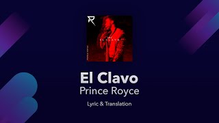Prince Royce - El Clavo Lyrics English and Spanish - Translation