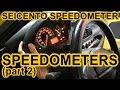 DStage #6 - Seicento speedometer change (speedometers part 2)