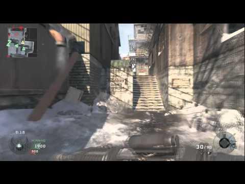 Black Ops: Commando Assault Rifle