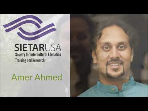 Amer Ahmed - Master Workshop - Sietar USA Annual Conference 2016