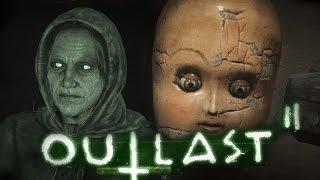 Outlast 2 - НЕРВЫ ПРОСТО НА ПРЕДЕЛЕ! #3