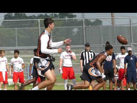 7on7 Highlights (Gunnell, Parker, Muhammad, Spiller, Bailey)