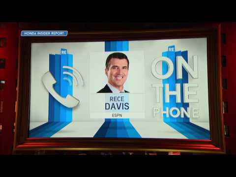 ESPN Broadcaster Rece Davis Breaks Down Lakers, 76ers & Celtics Game Plan - 6/22/17