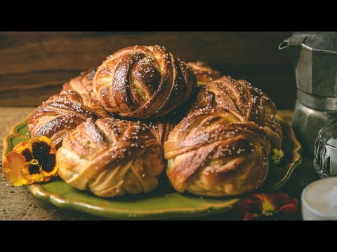 Swedish Cardamom Buns Recipe