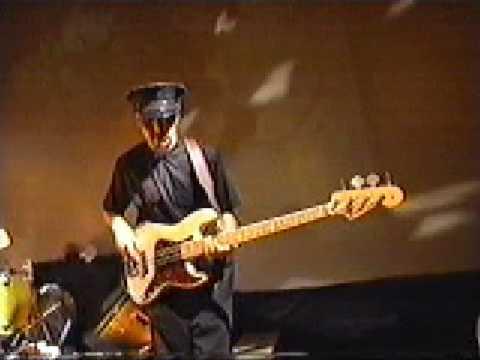 primus live les claypool's bass solo