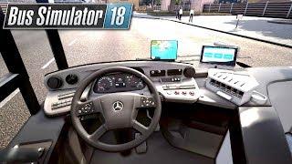 Trasa w porcie | Bus Simulator 18 (#13)