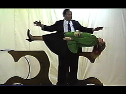 "Phil Moore ""Lighter Than Air"" Levitation"