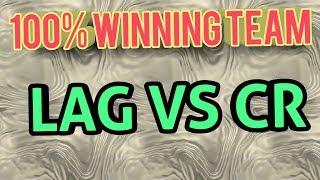 LAG VS CR FOOTBALL DREAM11 TEAM    LA Galaxy vs Colorado Rapids American League Match today dream11 